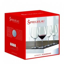 Spiegelau Authentis Vitt vin 4-pack