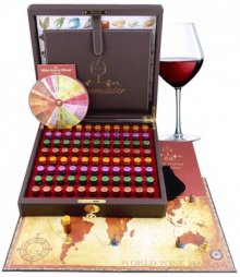 The Master Wine Aroma Kit - 88 aromas